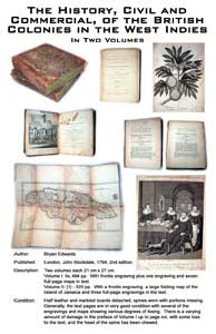 Silent Auction: The History, Civil and Commercial, of the British Colonies in the West Indies