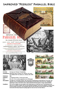 Silent Auction: The Improved Peerless Parallel Bible
